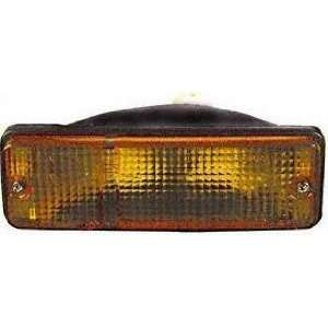 TOYOTA COROLLA TURN SIGNAL LAMP LH (DRIVER SIDE), Sedan (88 91 Coupe