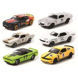 Diecast Cars Mixed Case Of 12 By Greenlight 27660