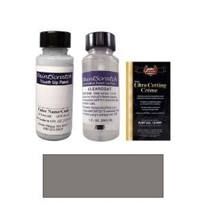 1 Oz. Oyster Gray Metallic Paint Bottle Kit for 2010 Audi