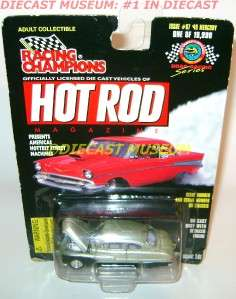 1949 49 MERCURY MERC RC HOT ROD MAGAZINE DIECAST