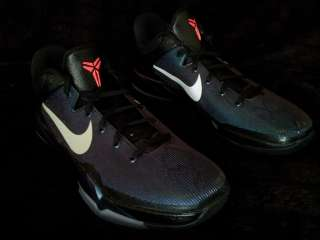 Nike Kobe VII 7 Invisibility Cloak sz 12 ASG Galaxy Elite Grinch BHM