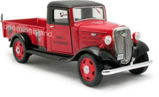 24 1935 Chevrolet Pickup Truck Diecast Car Model New