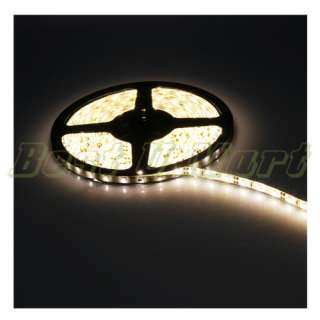 Warm White 5M 500CM SMD LED Strip Light Lamp 300 LEDS 60LED/M
