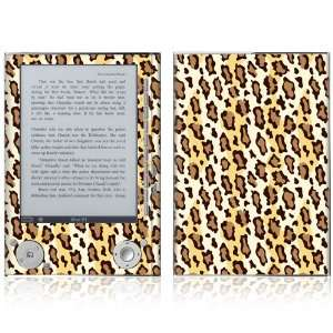 Leopard Print Design Protective Decal Skin Sticker for