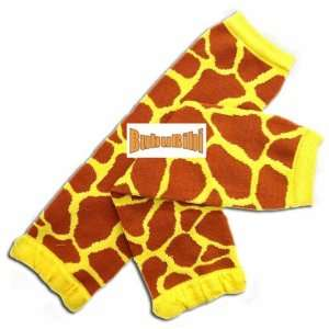 GIRAFFE ANIMAL PRINT Baby Leggings/Leggies/Leg Warmers for