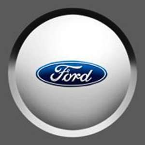 Ford Edge 4 Piece Wheel Caps With Ford Logo Automotive