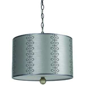 AF LightingAF Lighting 8309 3H Loopy Hanging Pendant