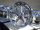 Chrome VCT Wheels Rims 5x115 Chrysler 300 Dodge Challenger Srt8 Magnum