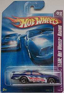 Hot Wheels ~TeamHot Wheels Racing~ Dodge Charger Stock Car 2/4