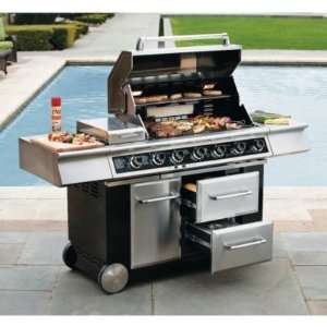 Jenn Air Outdoor Gas Grill