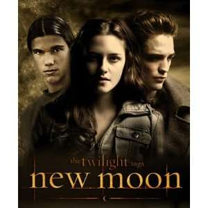 NECA Twilight Movie New Moon Trading Cards Basic Set [72