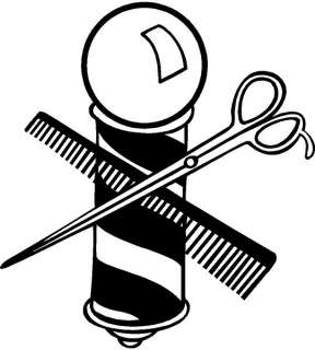Barber Vinyl Decal Sticker Car Truck Boat Window