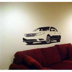 Wall MURAL Vinyl Sticker Car TOYOTA 2011 AVALON 006