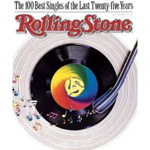 100 Greatest Singles, 1988 Rolling Stone Cover Poster by