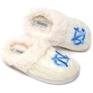 North Carolina Tar Heels Youth Girls Missy Knit Slipper