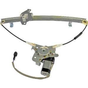 Dorman 741 295 Front Passenger Side Window Regulator / Motor Assembly
