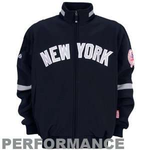 Majestic New York Yankees Navy Blue Therma Base Premier
