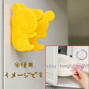 now free rilakkuma fridge magnet x silicone kitchen grabber mitt
