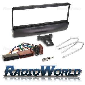 Ford Connect Stereo Radio Fascia / Facia Fitting KIT