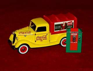 DANBURY MINT DIE CAST REPLICA 124 COCA COLA DELIVERY TRUCK FORD PICK