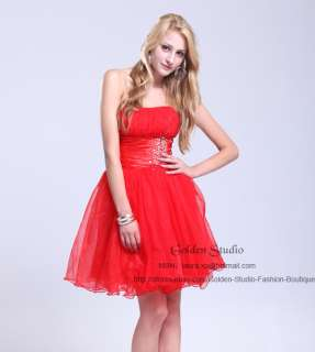 Short Formal Prom Party Ball Homecoming Gown Dress