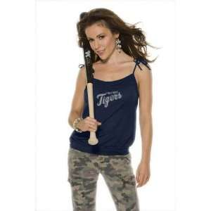 Detroit Tigers Womens Modal Spaghetti Strap Top   by