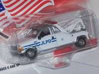Johnny Lightning American Heroes 164 City Tow Truck
