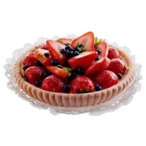 Fake Strawberry Pie, Food, Display Kitchen Counter Top