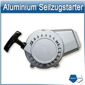 Seilzugstarter Aluminium 49cc für Pocket Dirt Bike Mini ATV Quad
