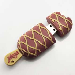 Sweet Popular Sale Ice Cream Shape 4GB/8GB/16GB USB Pen Drive Memory