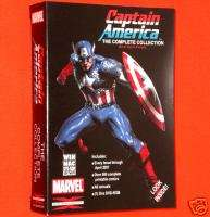 CAPTAIN AMERICA Complete Collection MARVEL COMICS DVD