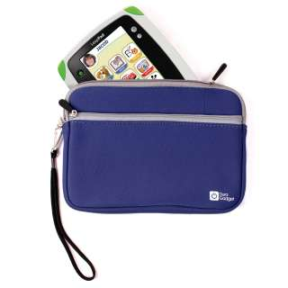 Blue Durable Water Resistant Case For New Kids Tablet Leapfrog LeapPad