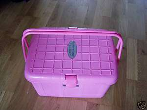 Easi StepNCarry Storage Box Colours Pink, Blue or Red