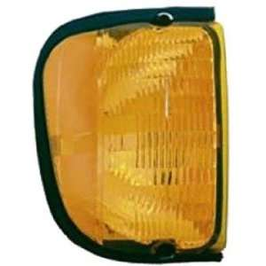QP F101P a Ford Van Amber Passenger Corner Light Automotive
