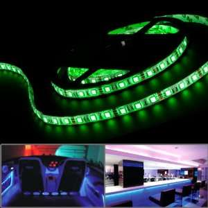 Flexible 5050 SMD 300 LED Strip Rope Light 16.4 Remote Control RGB
