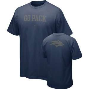 Nevada Wolf Pack Nike Student Union Tee
