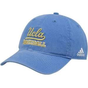 UCLA Bruins Light Blue Baseball Adjustable Hat