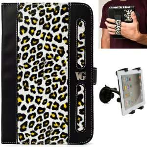 Leather Case Cover for Visual Land Prestige 7 Internet Tablet
