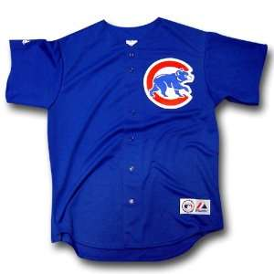 Chicago Cubs MLB Authentic Team Jersey by Majestic