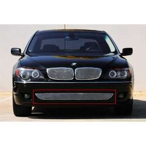 Sport Series Formed Mesh Triple Chrome Plated Bumper Grille Insert