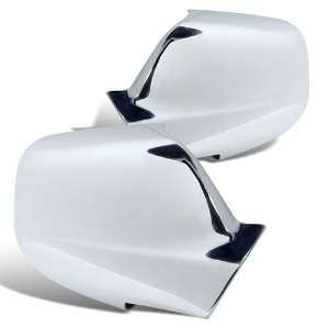 CHEROKEE LAREDO LIMITED CHROME SIDE MIRROR COVERS 2 PCS Automotive