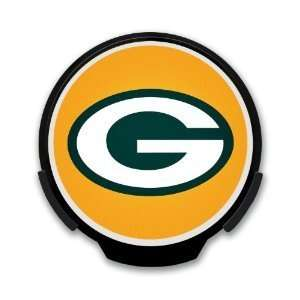 Set of 2 Green Bay Packers Backlit Motion Sensing LED Power Decal