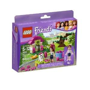 LEGO Friends Mias Puppy House 3934  Toys & Games