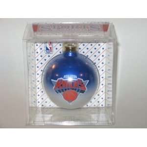 NEW YORK KNICKS (2 5/8 In Diameter) Multi Color CHRISTMAS