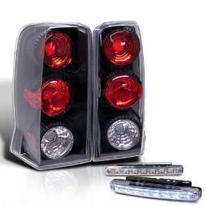 2006 Cadillac Escalade Tail Lights + 8 Led Bumperfog Lamps Automotive