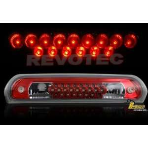 Dodge Ram Led Tail Lights Euro Red LED Third Brake Light
