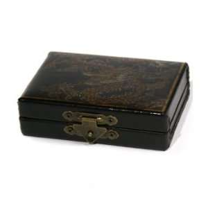Dragon Fire Card Box Magnetic Deck Magic Trick street