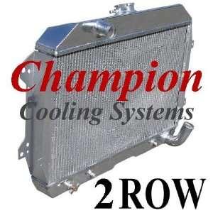 2 Row All Aluminum Replacement Radiator for the 1970 1973