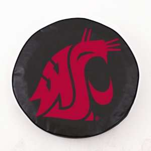 Washington State Cougars College Spare Tire Cover
