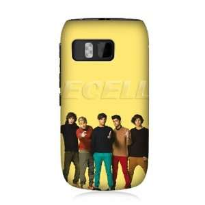 Ecell   ONE DIRECTION 1D BRITISH BOY BAND BACK CASE COVER FOR NOKIA E6